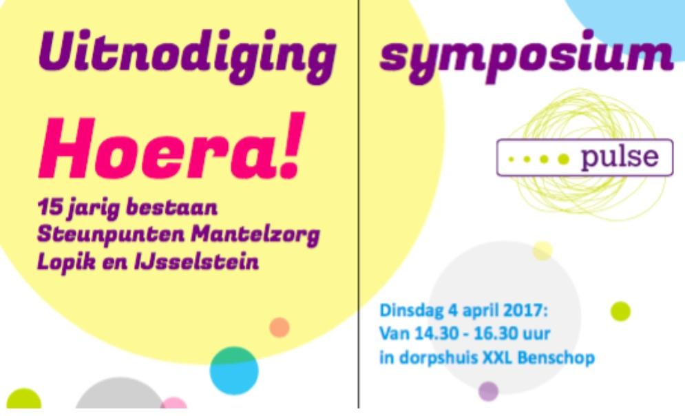 Uitnodiging symposium